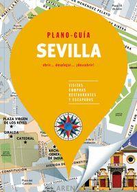 SEVILLA (PLANO-GUÍA) SIN FRONTERAS 2019