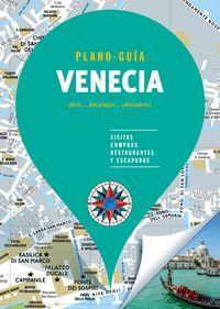 VENECIA (PLANO-GUÍA) SIN FRONTERAS 2019