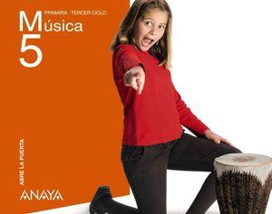 MÚSICA 5.