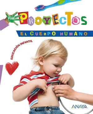 PROYECTOS EL CUERPO HUMANO (4 AÑOS) (CARPETA)