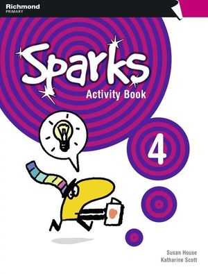 SPARKS 4 ACTIVITY BOOK