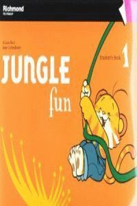 JUNGLE FUN 1 STUDENT'S PACK