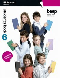 NEW BEEP 6 STUDENT'S CUSTOMIZED+READER