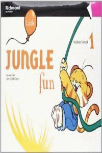 LITTLE JUNGLE FUN 1 STUDENT'S PACK