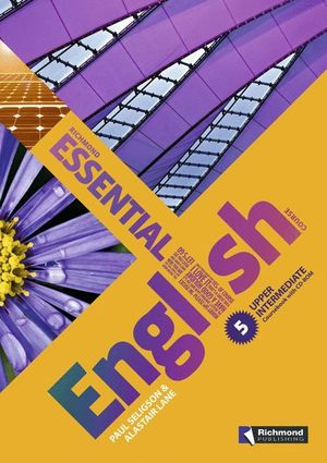 ESSENTIAL ENGLISH 5 UPPER-INTERMEDIATE STUDENT'S PACK