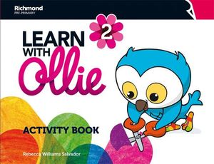 LEARN WITH OLLIE 2 ACTIVITY BOOK