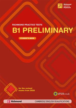 RICHMOND PRACTICE TESTS PRELIMINARY TEST 2020
