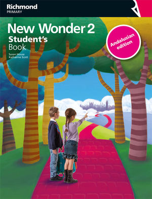 NEW WONDER 2 STUDENT'S PACK ANDALUCIA
