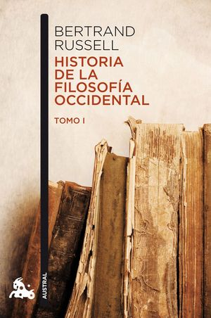 HISTORIA DE LA FILOSOFIA OCCIDENTAL I