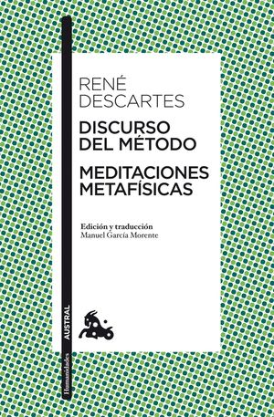DISCURSO DEL METODO / MEDITACIONES METAFISICAS
