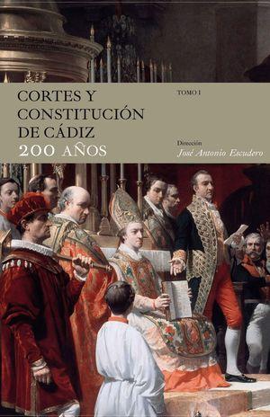ESTUCHE CORTES Y CONSTITUCIÓN DE  CÁDIZ 200 AÑOS