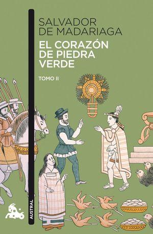 EL CORAZON DE PIEDRA VERDE II