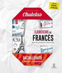 EJERCICIOS DE FRANCÉS PARA BACHILLERATO