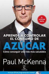 APRENDE A CONTROLAR EL CONSUMO DE AZÚCAR (+CD)