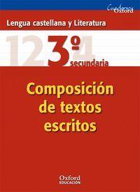 COMPOSICION DE TEXTOS ESCRITOS 3º