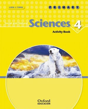 NATURAL AND SOCIAL SCIENCE 4ºEP. ACTIVITY BOOK