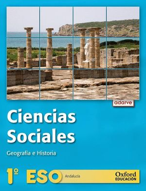 CIENCIAS SOCIALES 1.º ESO. ADARVE (ANDALUCÍA)