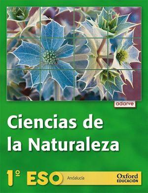 CIENCIAS DE LA NATURALEZA 1.º ESO. ADARVE (ANDALUCÍA)