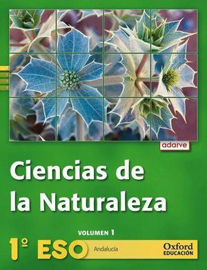 CIENCIAS DE LA NATURALEZA 1.º ESO. ADARVE TRIMESTRAL (ANDALUCÍA)