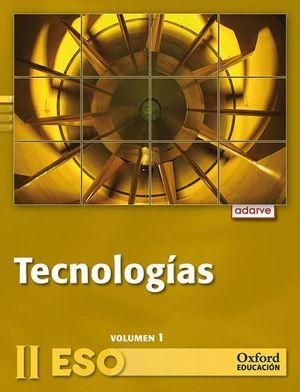 TECNOLOGÍAS II ESO. ADARVE TRIMESTRAL