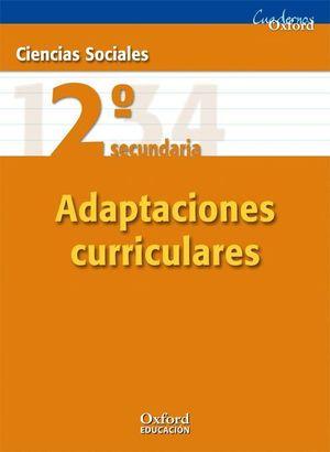 CIENCIAS SOCIALES 2º ESO ADAPTACIONES CURRICULARES