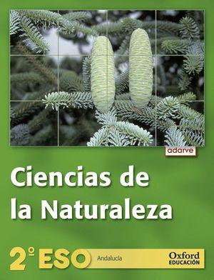 CIENCIAS DE LA NATURALEZA 2.º ESO. ADARVE (ANDALUCÍA)