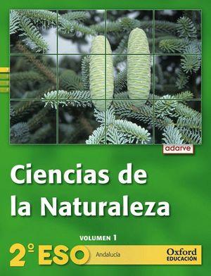 CIENCIAS DE LA NATURALEZA 2.º ESO. ADARVE TRIMESTRAL (ANDALUCÍA)