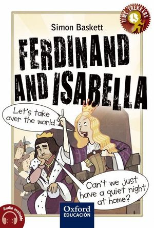 FERDINAND AND ISABELLA 2º ESO (CEFR B1)