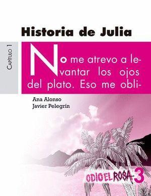 HISTORIA DE JULIA CAPITULO 1