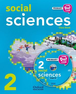 THINK DO LEARN SOCIAL SCIENCE 2º EP PACK (ANDALUCIA)