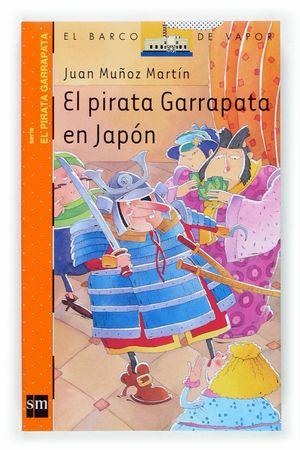 EL PIRATA GARRAPATA EN JAPON