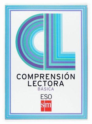 CUADERNO COMPRENSION LECTORA 07 ESO SERIE BASICA