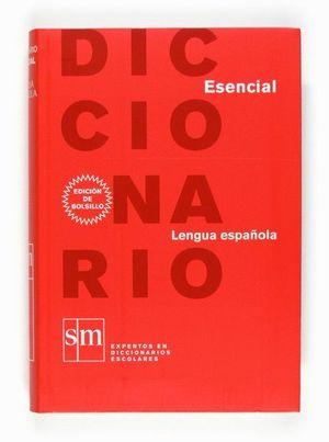 DICCIONARIO ESENCIAL DE LA LENGUA ESPAÑOLA 09