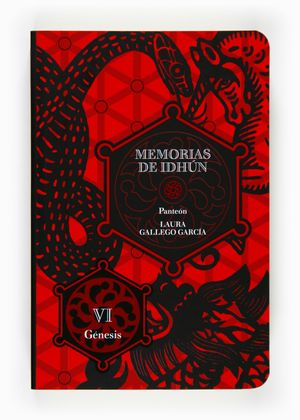 MEMORIAS DE IDHUN 6. PANTEON GENESIS