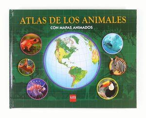 ATLAS DE LOS ANIMALES CON MAPAS ANIMADOS