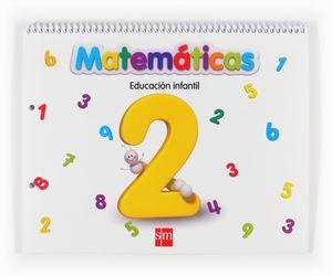 MATEMÁTICAS 2. EDUCACIÓN INFANTIL