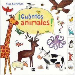 ¡CUÁNTOS ANIMALES!