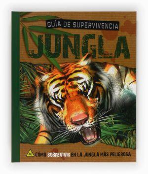 GUÍA DE SUPERVIVENCIA: JUNGLA