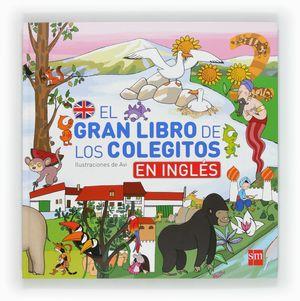 EL GRAN LIBRO EN INGLÉS DE LOS COLEGITOS