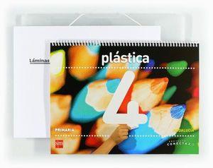PLÁSTICA. 4 PRIMARIA. CONECTA 2.0. ANDALUCÍA