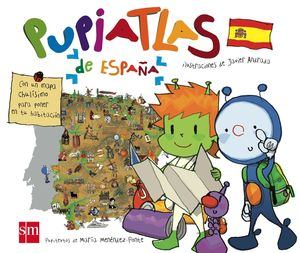 PUPIATLAS DE ESPAÑA