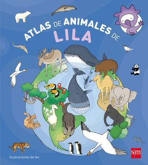ATLAS DE ANIMALES DE LILA
