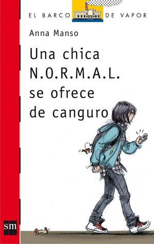 UNA CHICA N.O.R.M.A.L. SE OFRECE DE CANGURO