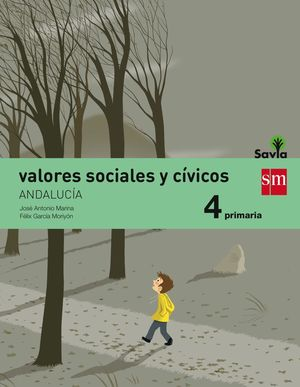 VALORES SOCIALES Y CIVICOS 4ºEP. SAVIA 2015