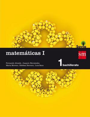 MATEMATICAS I. 1ºBACH. SAVIA 2015