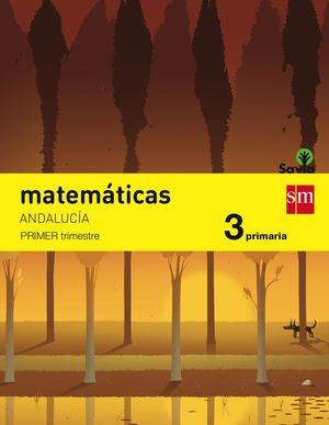 MATEMATICAS 3ºPRIM. TRIMESTRAL SAVIA 2015