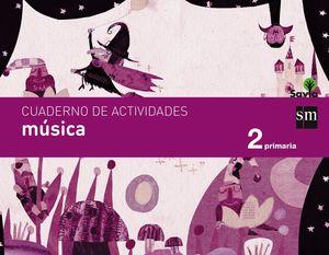 CUADERNO MUSICA 2ºEP SAVIA 15