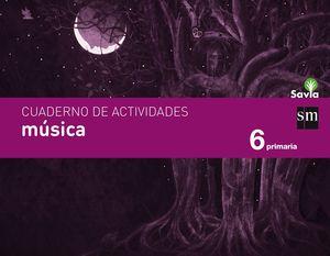 CUADERNO MUSICA 6ºEP SAVIA 15