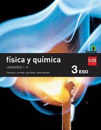 FISICA Y QUIMICA 3ºESO (TRIMESTRES) (SAVIA)