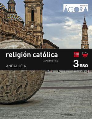 RELIGION 3ºESO PROYECTO AGORA SAVIA ANDALUCIA